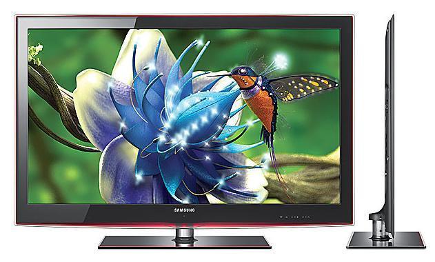 Ny LED-TV från Samsung